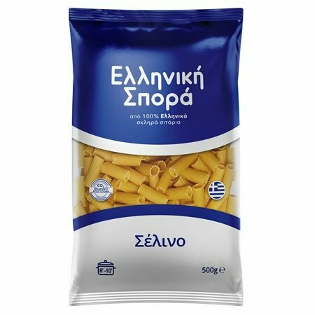ΕΛΛΗΝΙΚΗ ΣΠΟΡΑ 500gr ΣΕΛΙΝΟ