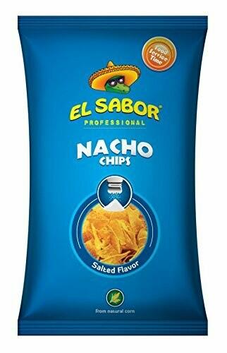 EL SABOR 500gr NACHO CHIPS ΑΛΑΤΙ