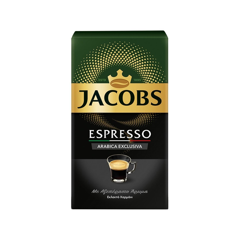 JACOBS 250gr ΚΑΦΕΣ ESPRESSO