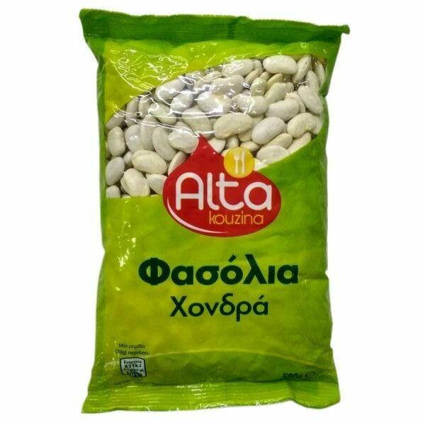 ALTA 500gr ΦΑΣΟΛΙΑ ΧΟΝΔΡΑ