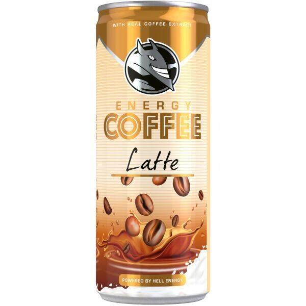 HELL 250ml ENERGY COFFEE LATTE