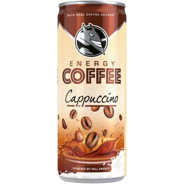 HELL 250ml ENERGY COFFEE CAPPUCCINO