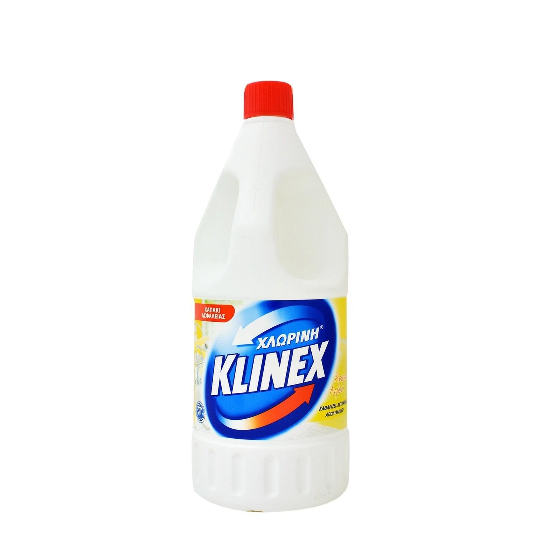 KLINEX 2L ΧΛΩΡΙΝΗ LEMON