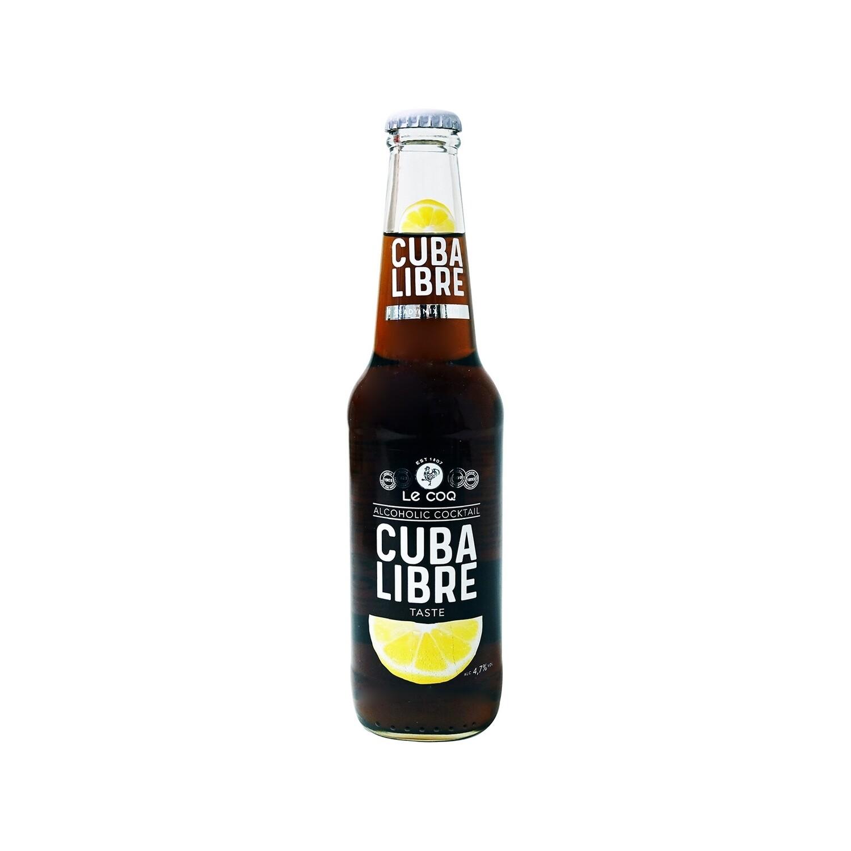 LE COQ 330ml ΚΟΚΤΕΪΛ CUBA LIBRE
