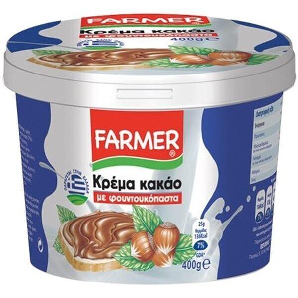 FARMER 400gr ΚΡΕΜΑ ΕΠΑΛΕΙΨΗΣ ΠΡΑΛΙΝΑ ΦΟΥΝΤΟΥΚΙΟΥ