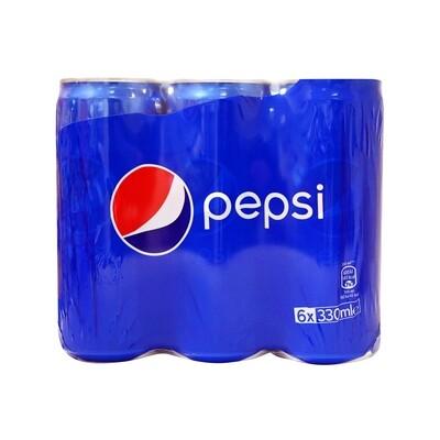 PEPSI 6X330ml ΑΝΑΨΥΚΤΙΚΟ