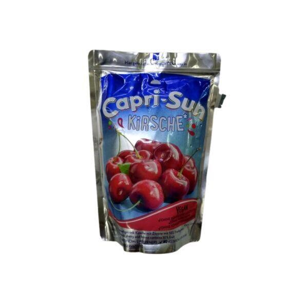 CAPRI SUN 200ml ΚΕΡΑΣΙ VEGAN