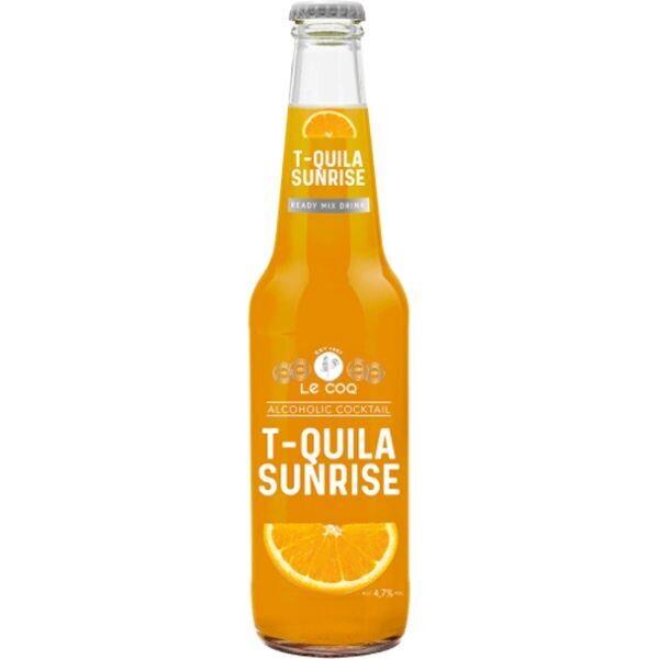LE COQ 330ml ΚΟΚΤΕΪΛ T-QUILA SUNRISE