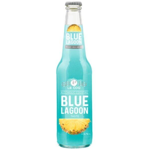 LE COQ 330ml ΚΟΚΤΕΪΛ BLUE LAGOON