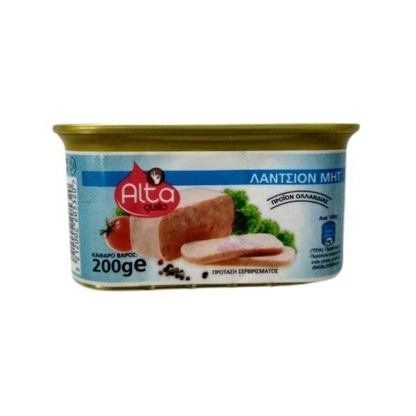 ALTA 200gr ΛΑΝΤΣΙΟΝ ΜEAT
