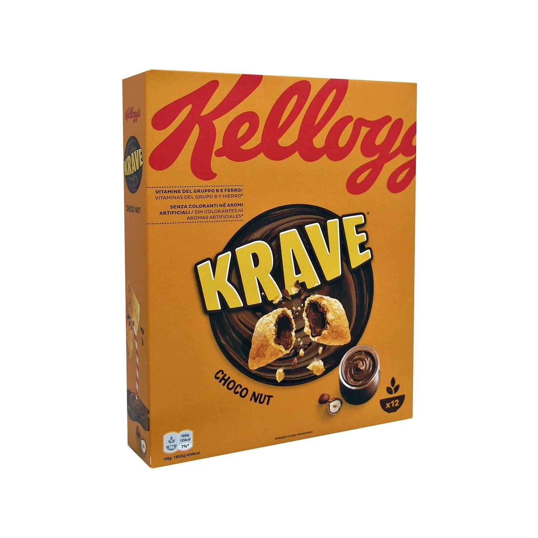KELLOGG'S 375gr ΔΗΜΗΤΡΙΑΚΑ KRAVE CHOCO NUT