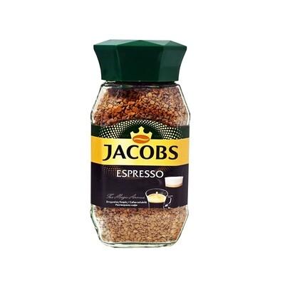 JACOBS 95gr  ΚΑΦΕΣ ESPRESSO ΣΤΙΓΜΙΑΙΟΣ ΚΑΦΕΣ
