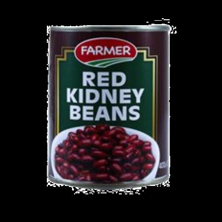 FARMER 400gr RED KIDNEY BEANS ΚΟΝΣΕΡΒΑ