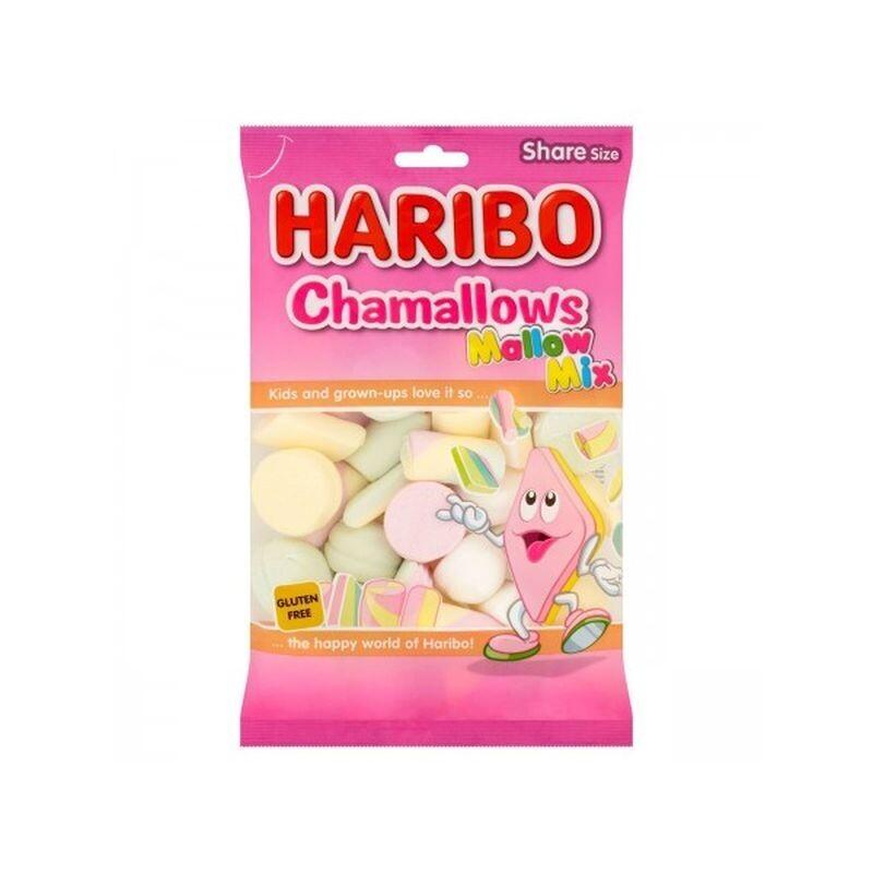 HARIBO 175gr CHAMALLOWS MALLOW MIX