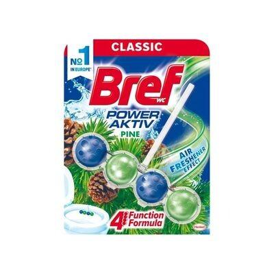 BREF 50gr POWER ACTIVE WC BLOCK ΠΕΥΚΟ