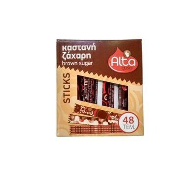 ALTA 200gr 48-STICKS ΚΑΣΤΑΝΗ ΖΑΧΑΡΗ