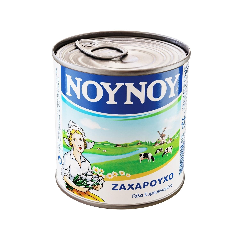 ΝΟΥΝΟΥ 397gr ΓΑΛΑ ΕΒΑΠΟΡΕ ΖΑΧΑΡΟΥΧΟ