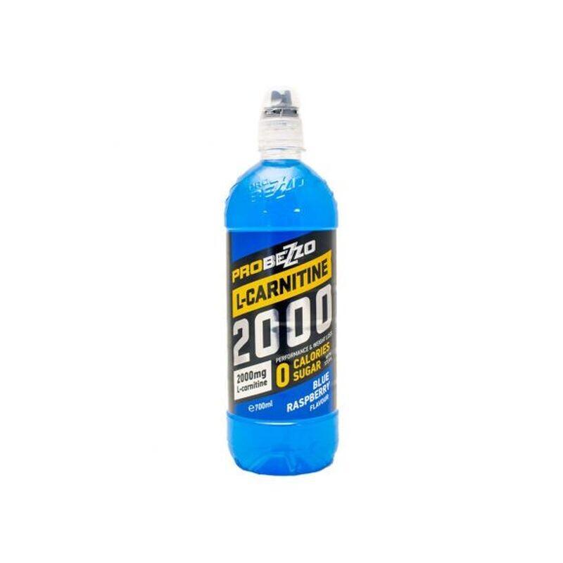 PRO BEZZO 700ml BLUE RASPBERRY FLAVOUR