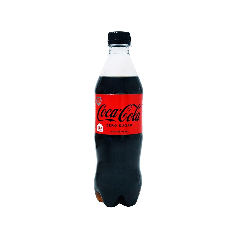 COCA COLA 500ml ΑΝΑΨΥΚΤΙΚΟ ZERO