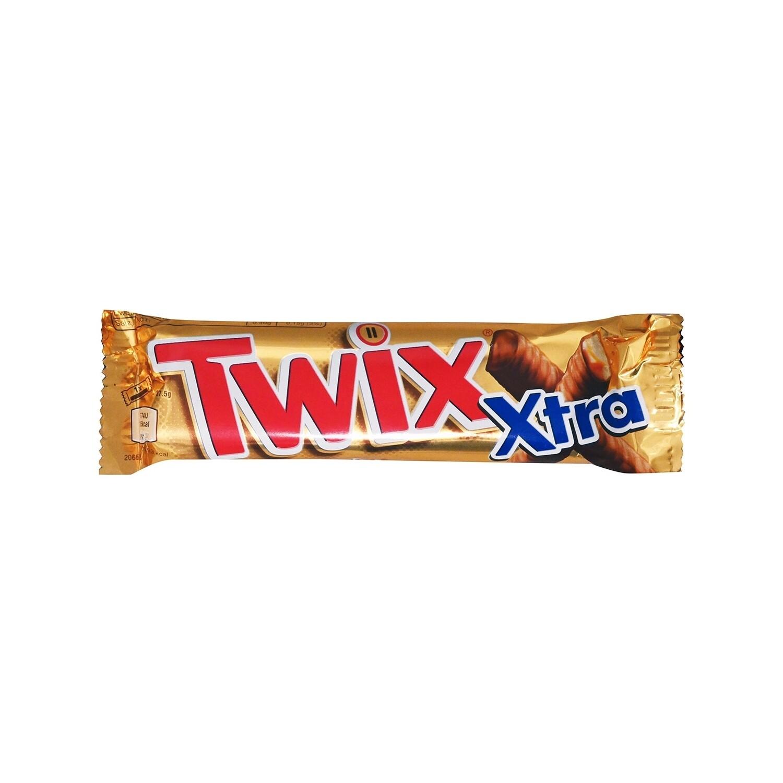 TWIX 75gr EXTRA ΣΟΚΟΛΑΤΑ