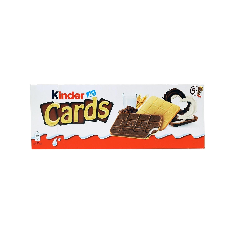 KINDER 128gr ΓΚΟΦΡΕΤΑ ΠΑΙΔΙΚΗ CARDS