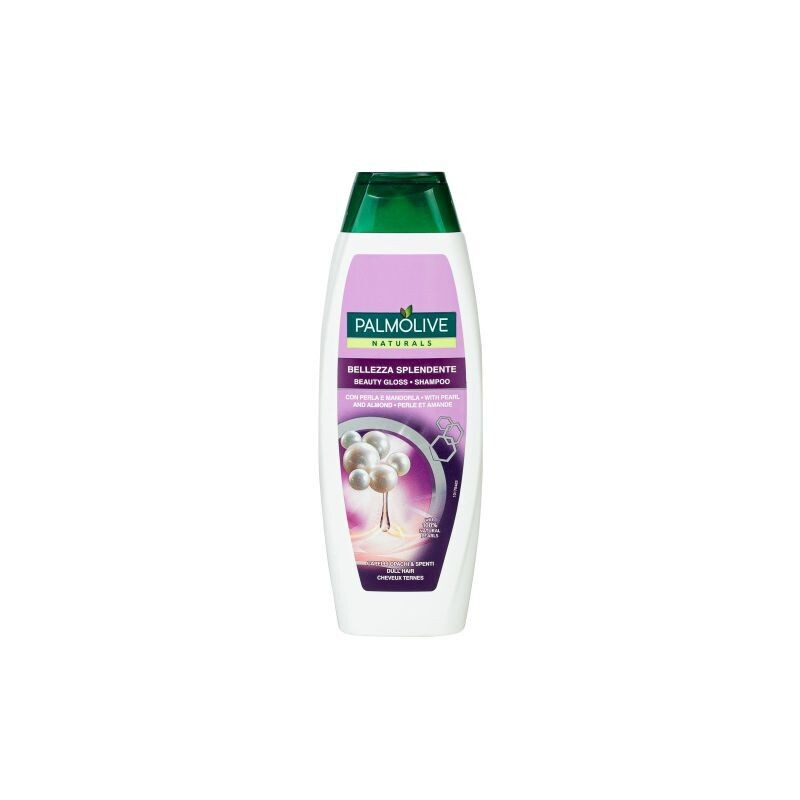 PALMOLIVE 350ml ΣΑΜΠΟΥΑΝ ΜΑΛΛΙΩΝ WITH PEARL & ALMOND