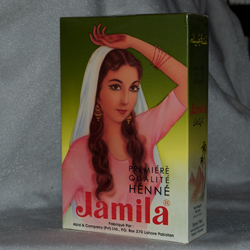 300 Grams (3 packs) 2016 Jamila Body art quality henna for hair