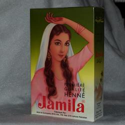 300 Grams (3 packs) 2016 Jamila Body art quality henna for hair