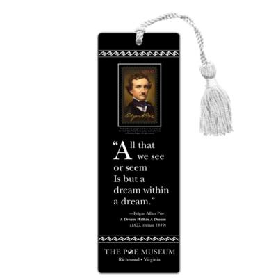 """Bookmark """"Dream w/in a Dream"""""""