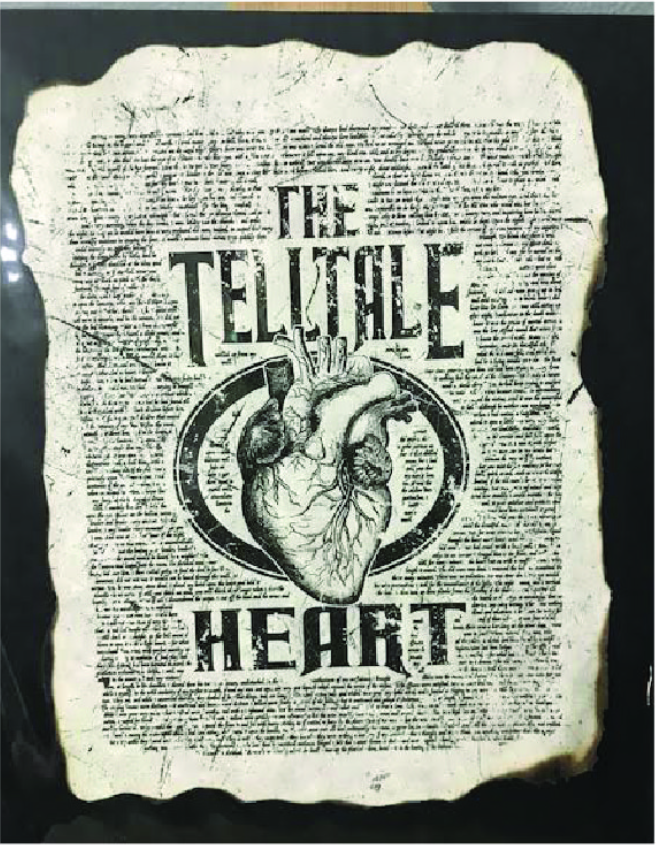 Apothecary Print: Tell Tale Heart