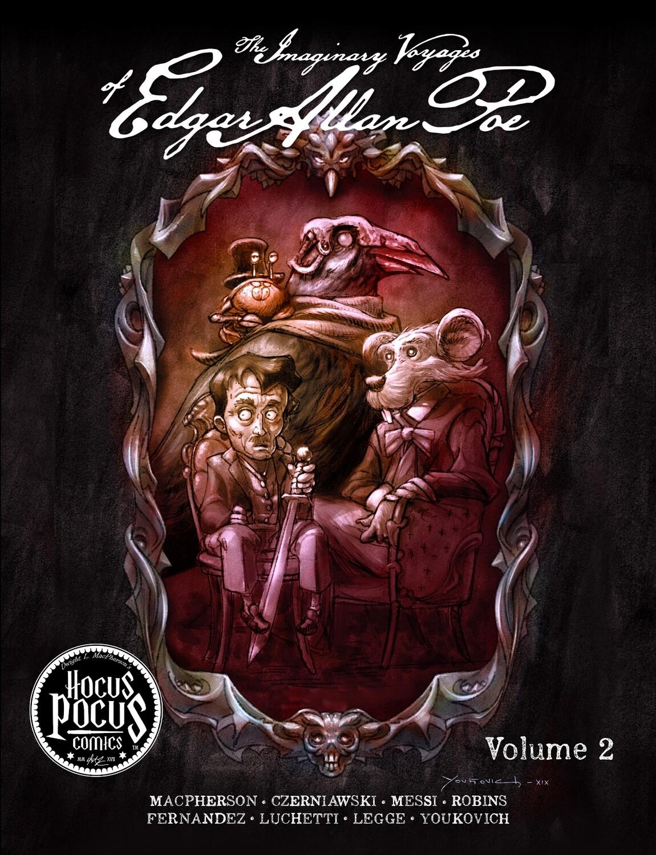 The Imaginary Voyages of Edgar Allan Poe, v. 2
