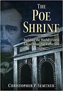 The Poe Shrine Book