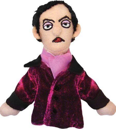 Magnet Poe Finger Puppet