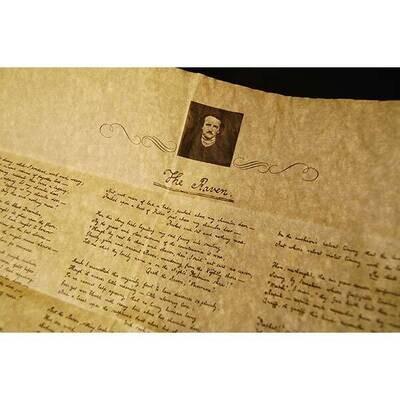 The Raven Parchment
