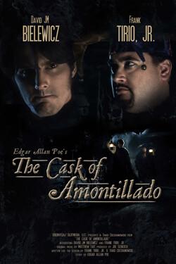 Cask of Amontillado DVD