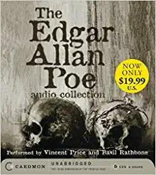 Edgar Allan Poe Audio Collection (Price, Rathbone)