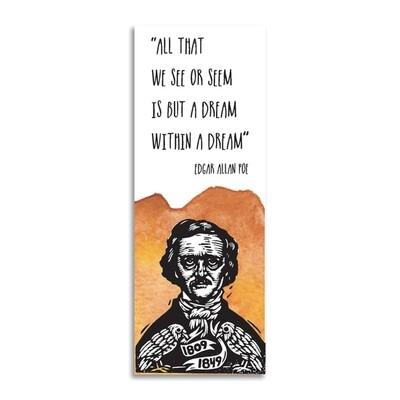 Orange Dream Bookmark