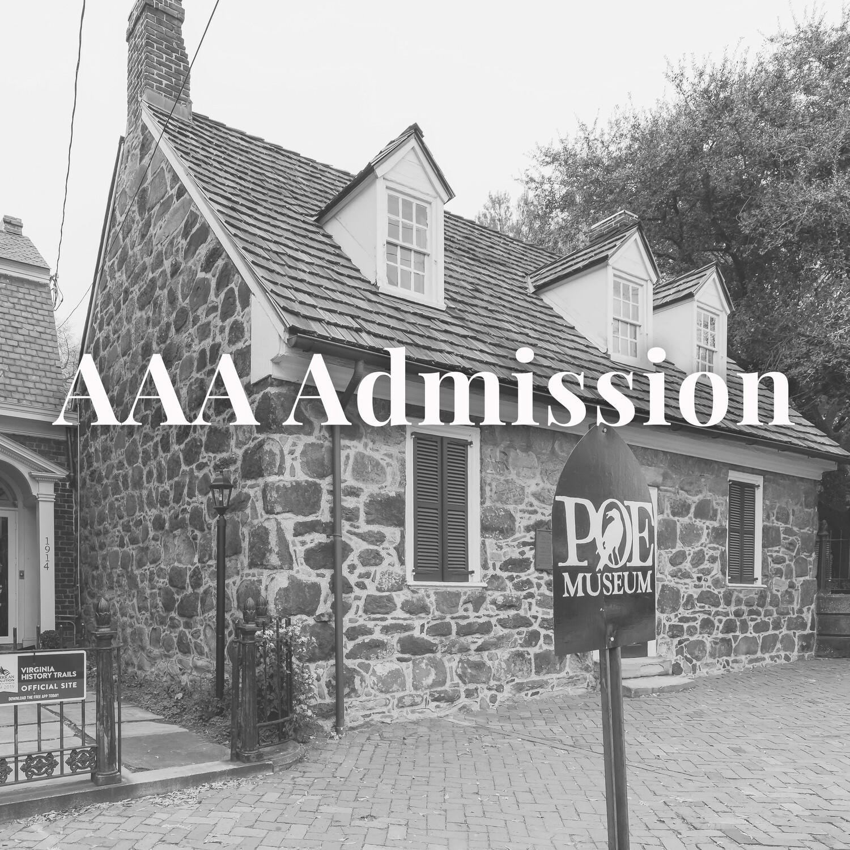 AAA Museum Admission
