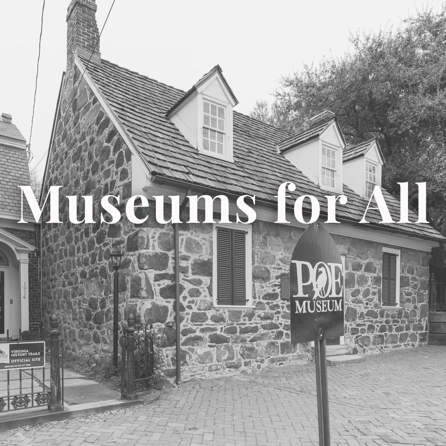 Museums For All Admission