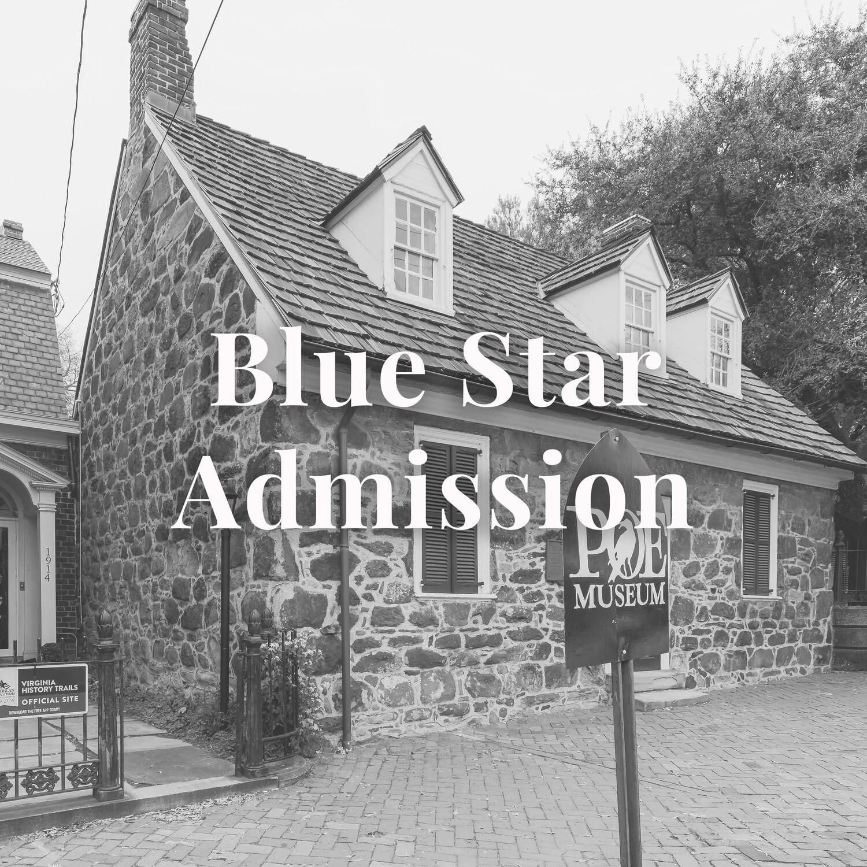 Blue Star Museum Admission