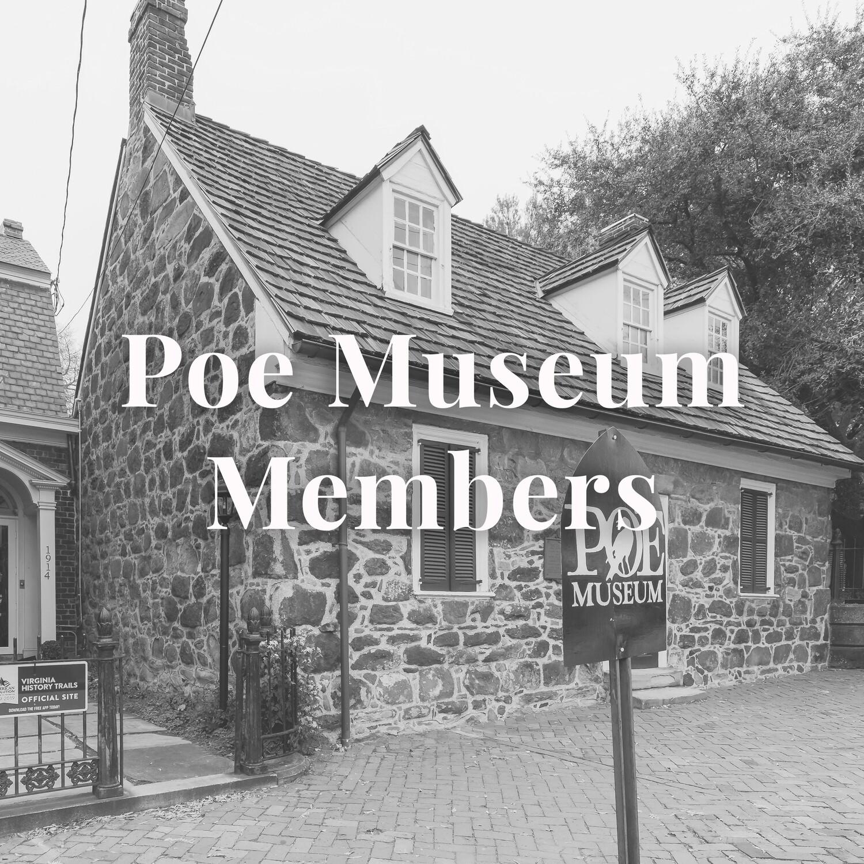 Member Museum Admission