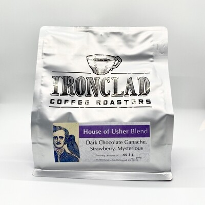 Ironclad Coffee House of Usher Blend