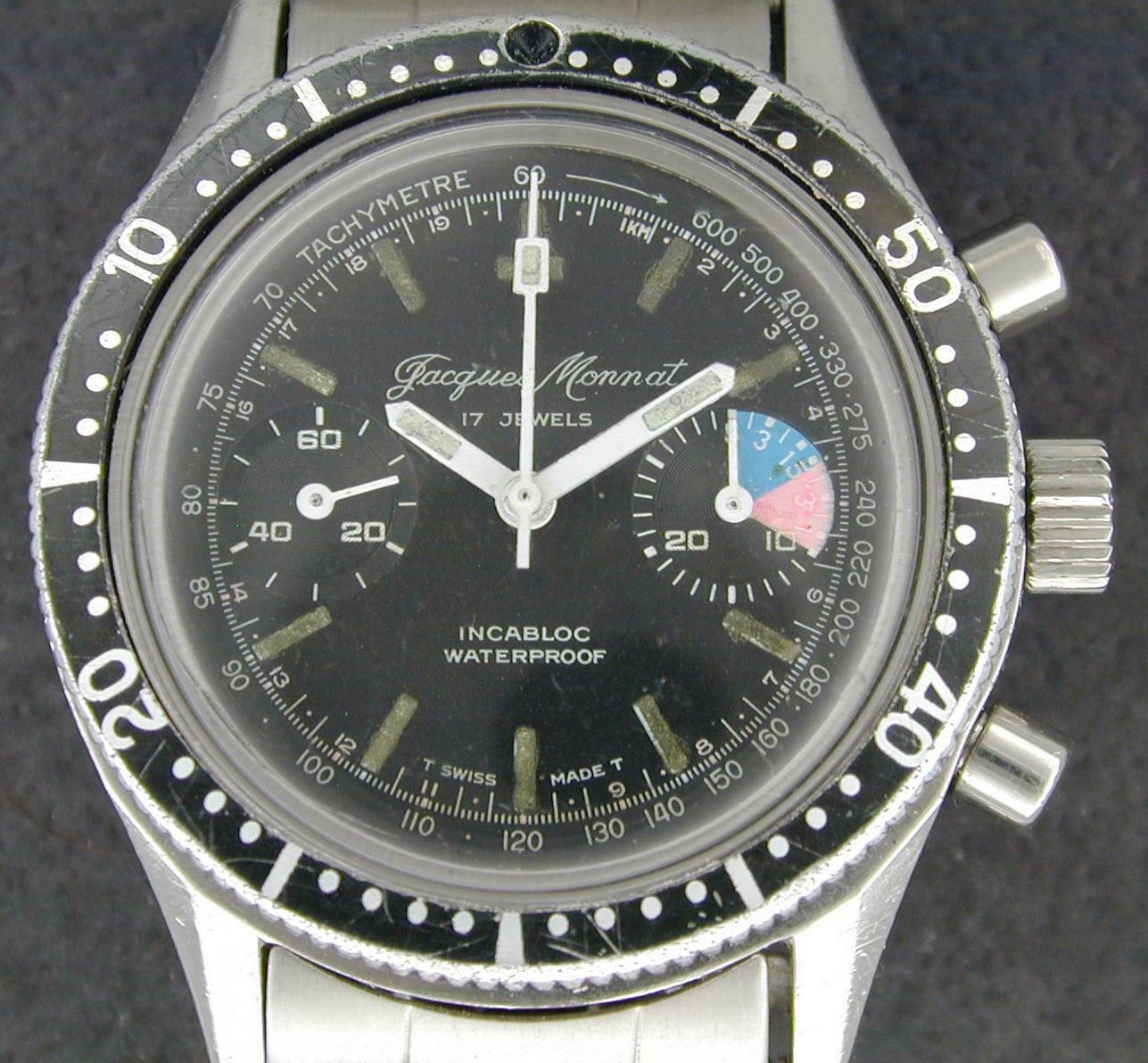Jacques Monnat Chronograph