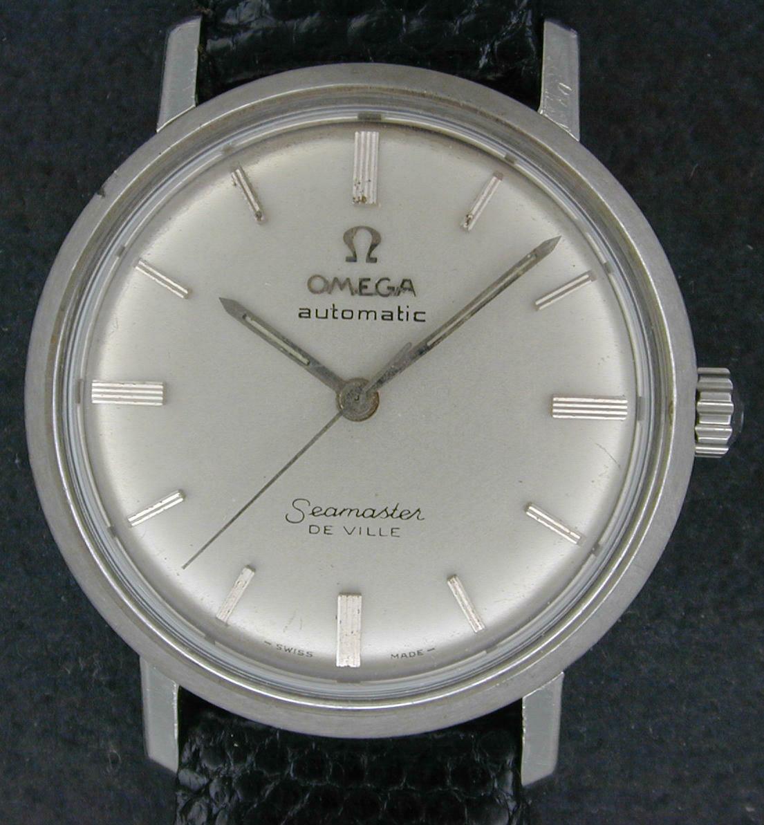 Omega Seamaster Deville #201111