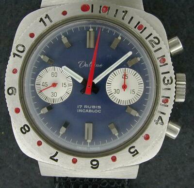 Valgine Chronograph NOS #200117