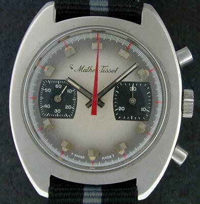 Mathey Tissot Chronograph #200119