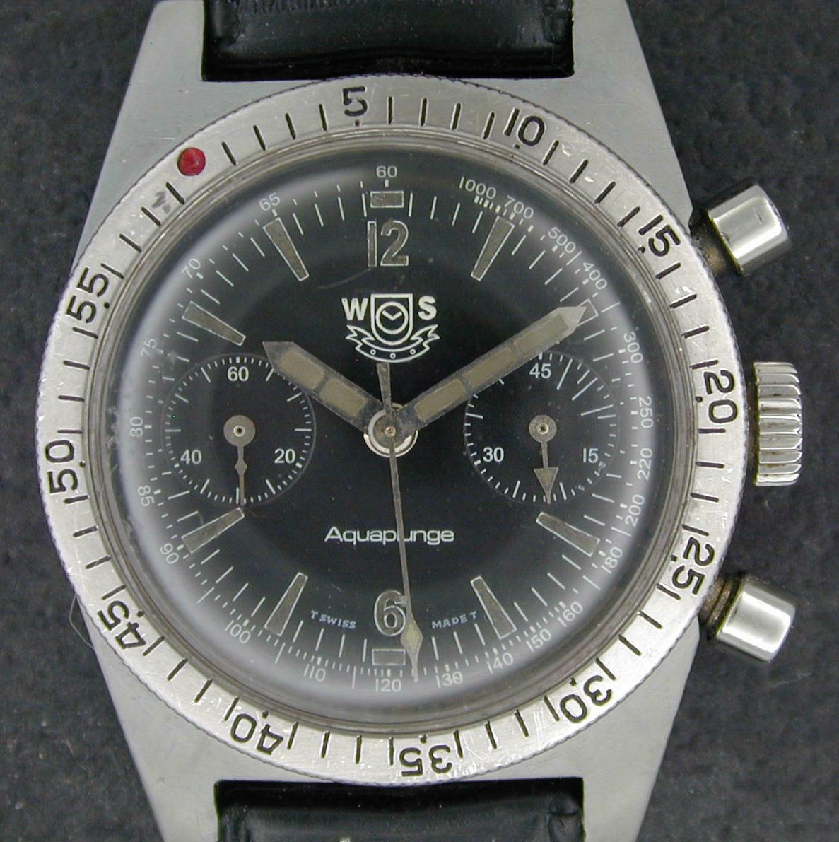 WS Aquaplunge Chronograph #200115