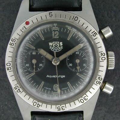 WS Aquaplunge Chronograph