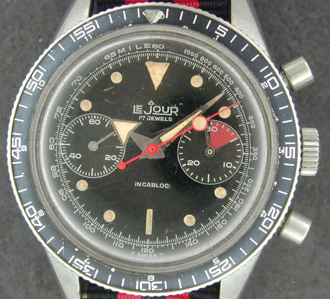 LeJour Chronograph #201130