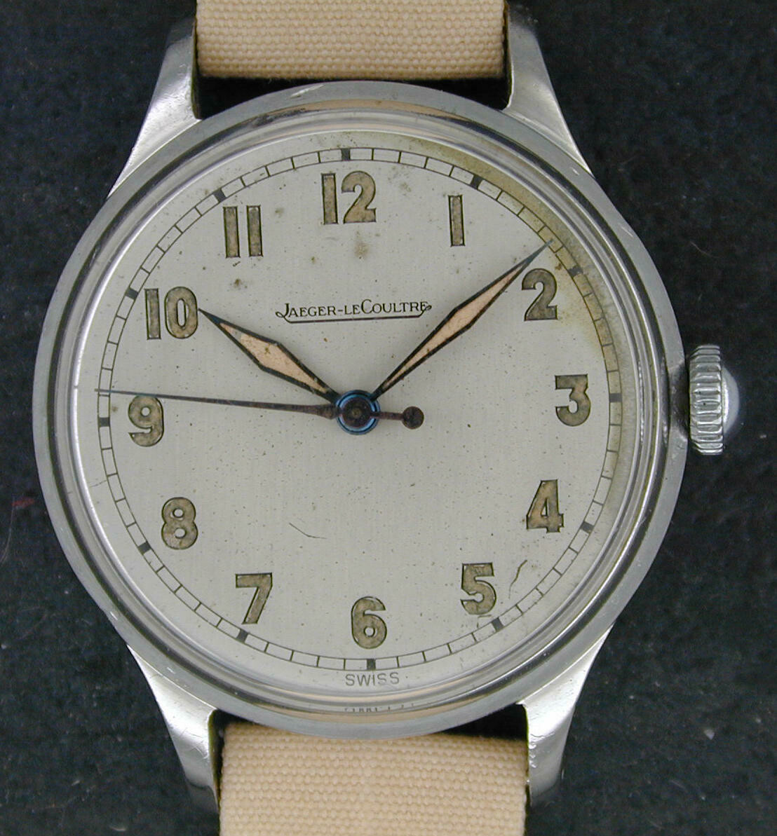 Jaeger LeCoultre Military style #210102